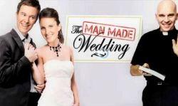 Man made wedding ceremony forSAFM